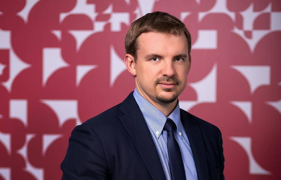 <p>Владимир Верхошинский, главный управляющий директор Альфа-Банка</p>