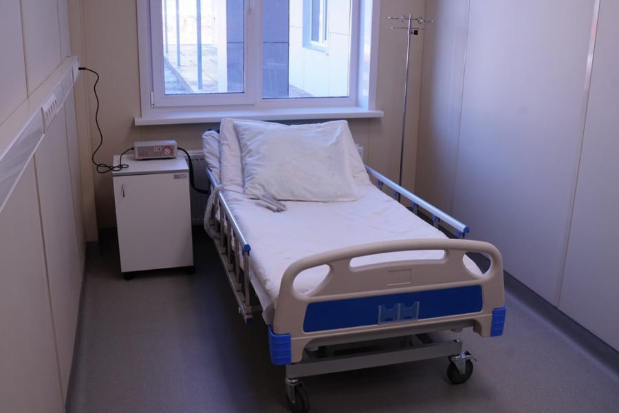<p>Медицинский центр в Братске.<br /> Фото из архива компании</p>