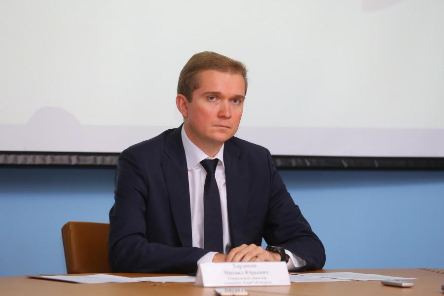 <p>Михаил Хардиков, генеральный директор ЕвроСибЭнерго.<br /> Фото: Андрей Фёдоров</p>