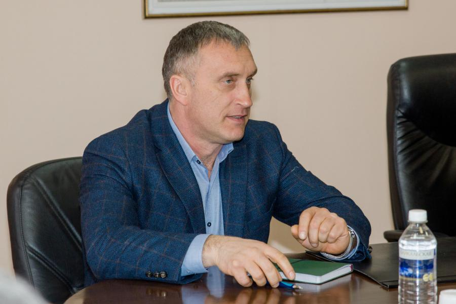 <p>Иосиф Раткевич, директор ООО «Лесресурс». Фото из архива компании</p>