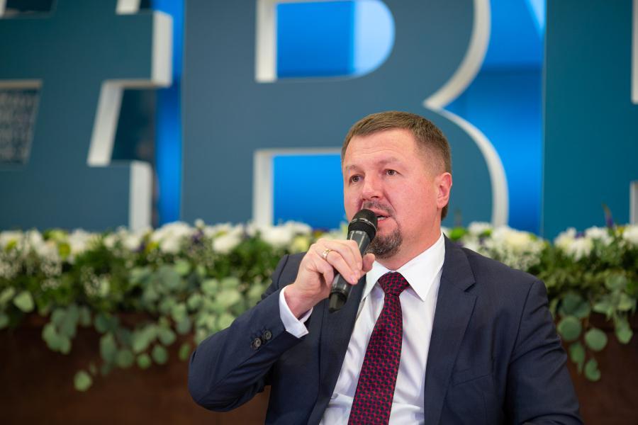 <p>Вадим Мухутдинов, главный энергетик Иркутской нефтяной компании.</p>