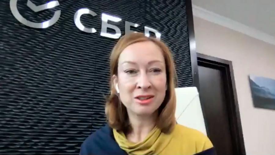 <p>Оксана Лобова, заместитель председателя Байкальского банка Сбербанка.</p>