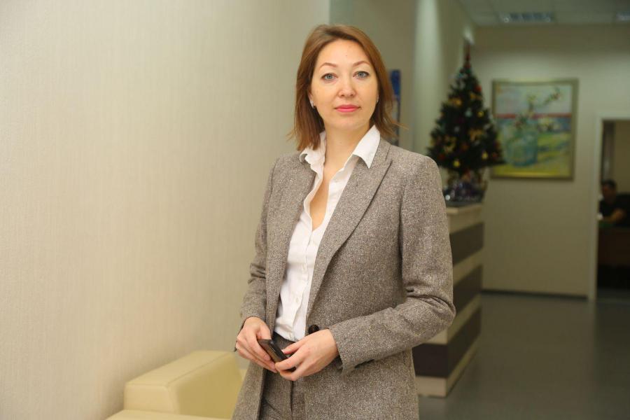 <p>Екатерина Прядко, генеральный директор ООО «Гранд-строй»</p>