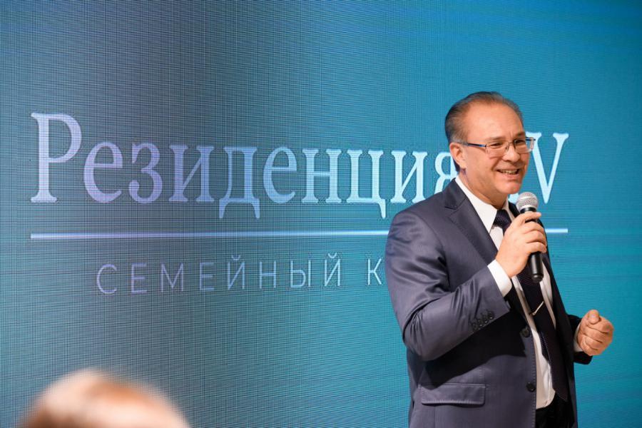 <p>Олег Барышников, основатель девелоперской группы «Хрустальный»</p>