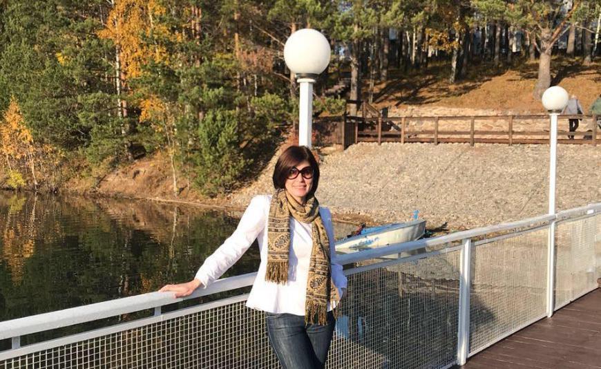 <p>Екатерина Картавых, директор отеля «Анастасия». Фото из личного архива</p>