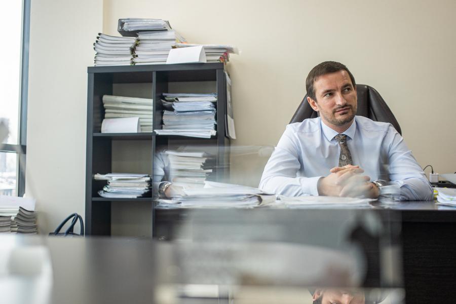 <p>Алексей Черкашин, генеральный директор иркутского юридического бюро «ВС Консалт».</p>