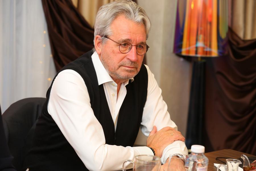 <p>Президент Альфа-Банка Олег Сысуев.<br /> Фото: Андрей Фёдоров.</p>