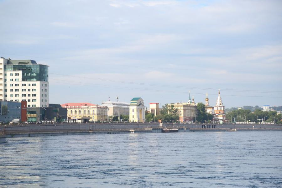 <p>Сбербанк, Иркутск.<br /> Фото: Андрей Фёдоров.</p>