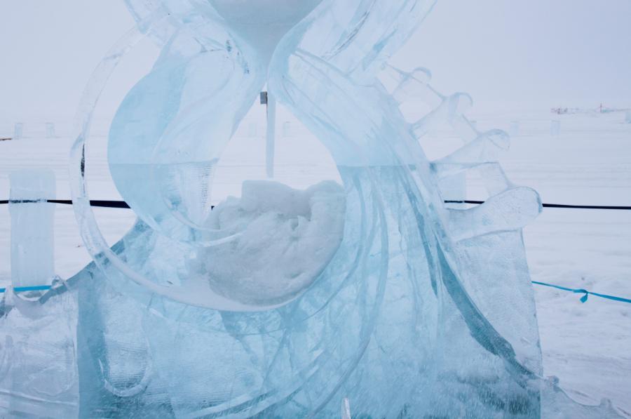 <p>Olkhon Ice Fest – 2021. Фото Н. Понамаревой</p>