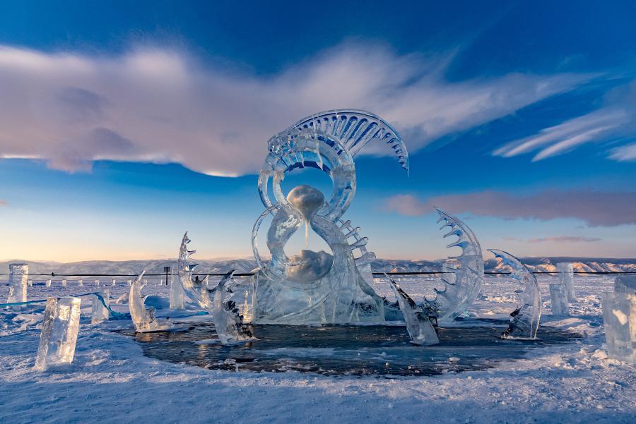 <p>Olkhon Ice Fest-2021.<br /> Фото: Вениамин Вахрушев.</p>  <p></p>