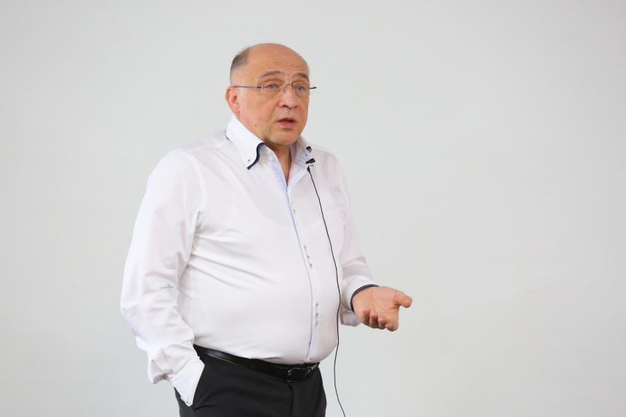 <p>Сергей Макшанов, бизнес-эксперт.<br /> Фото: Андрей Фёдоров.</p>
