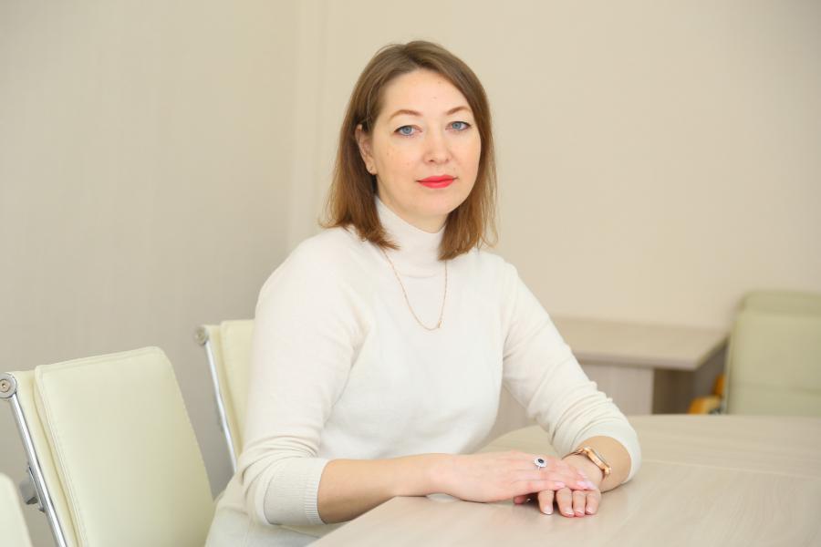 <p>Екатерина Прядко. Фото А.Федорова</p>