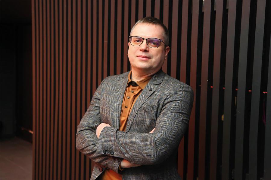 <p>Владимир Черкасов, независимый инвестор и автор проекта «Ньютон Финанс»<br /> Фото А.Федорова</p>