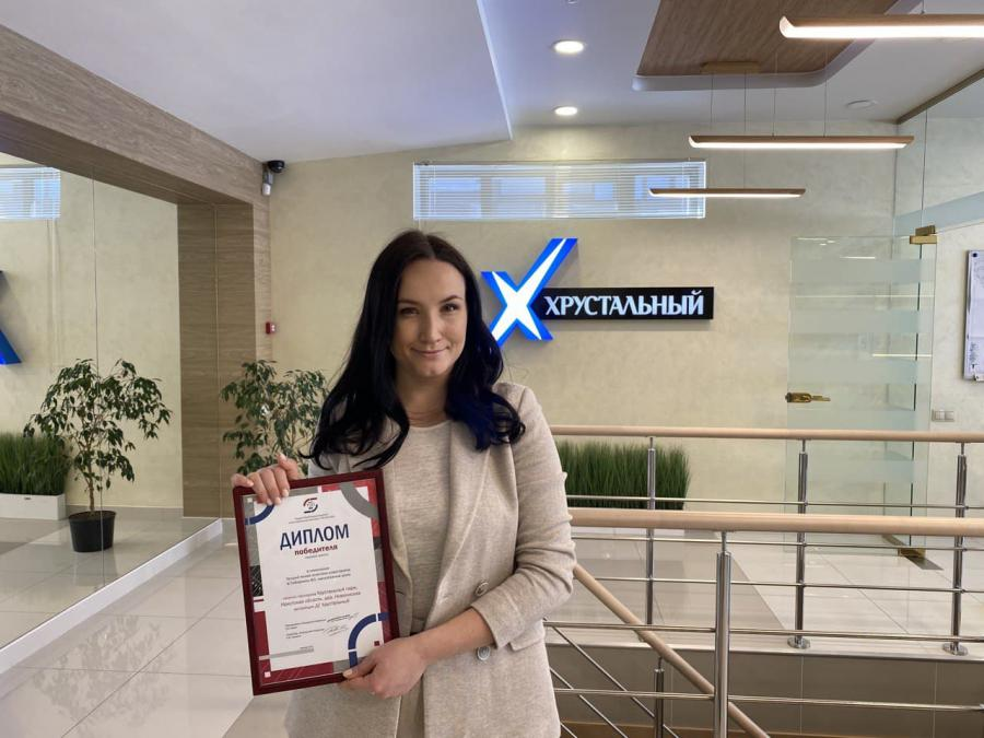 <p>Кристина Яковенко, коммерческий директор «Хрустальный Девелопмент»</p>