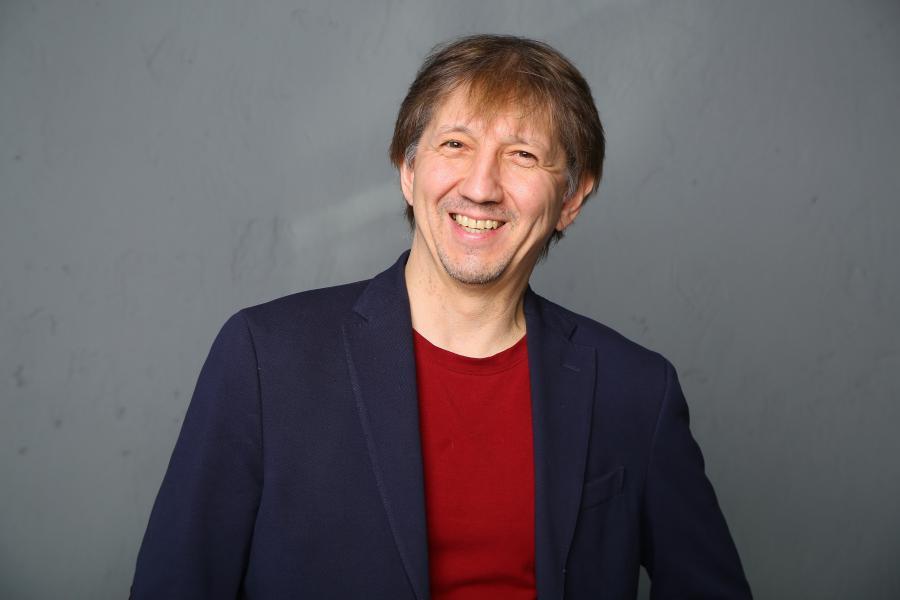 <p>Роман Ищенко, член Совета клуба «Байкальские стратегии» (автор фото: А. Федоров)</p>