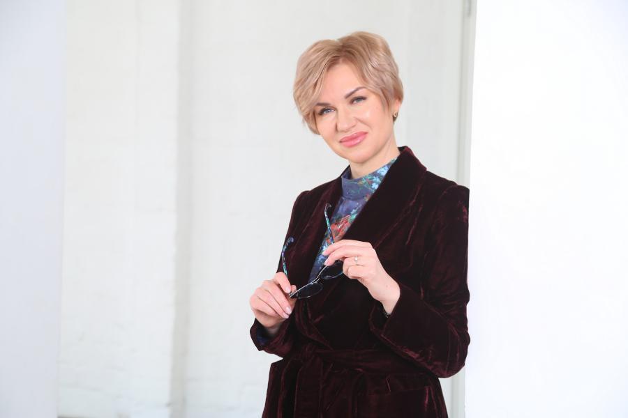 <p>Наталья Баркова, директор Иркутского регионального филиалаАО «Россельхозбанк»<br /> Фото А.Федорова</p>