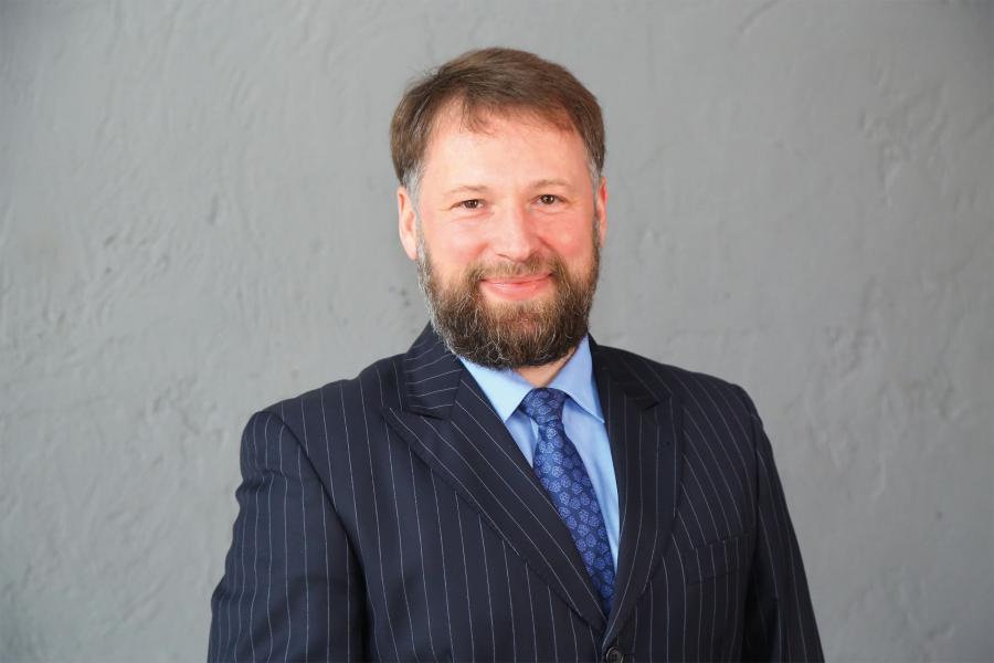<p>Владислав Буханов,председатель совета директоров агрохолдинга «Саянский бройлер»<br /> Фото А.Федорова</p>