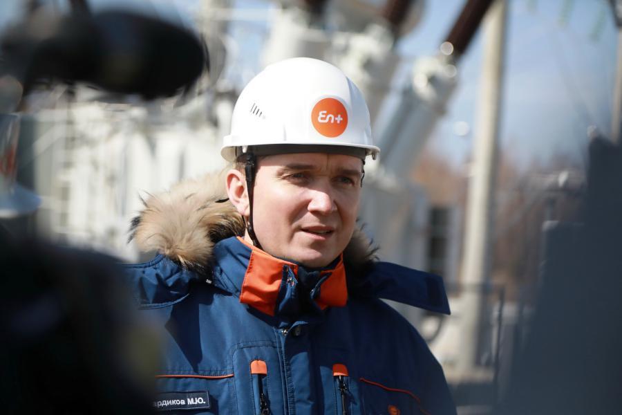 <p>Новая подстанция «Столбово» введена в Иркутском районе.<br /> Фото: Андрей Фёдоров.</p>
