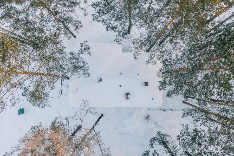 <p>Фотовыставка«Патроны Парк». Автор фото - Игорь Мерзляков</p>