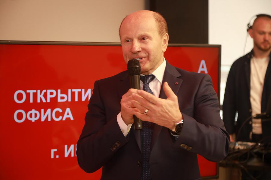 <p>Предприниматель Виктор Островский.<br /> Фото: Андрей Фёдоров.</p>