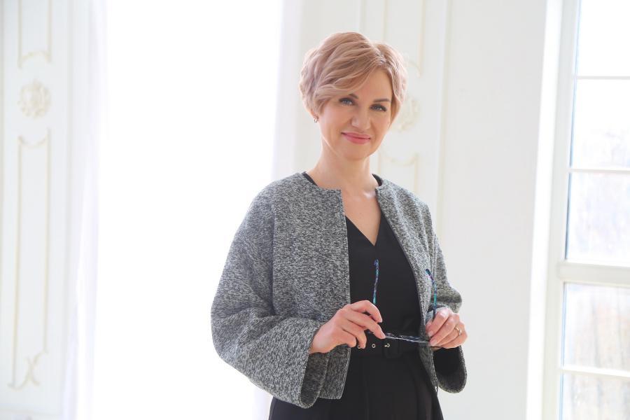 <p>Наталья Баркова, директор Иркутского регионального филиала АО «Россельхозбанк» .<br /> Фото: Андрей Фёдоров.</p>