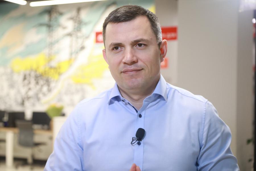 <p>Руслан Ситников, первый зампред правительства Иркутской области.<br /> Фото: Андрей Фёдоров.</p>