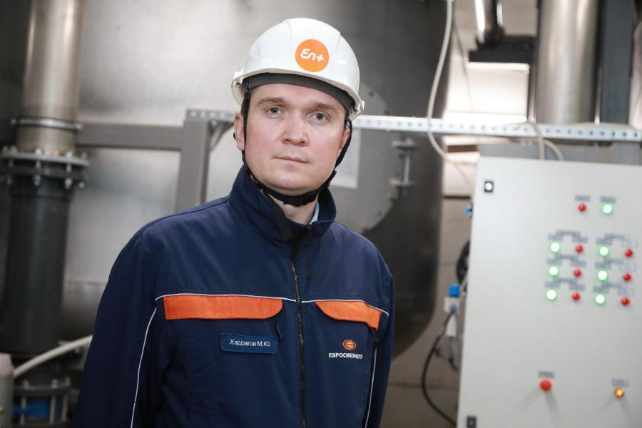 <p>Михаил Хардиков, руководитель энергетического бизнеса компании En+ Group<em>.</em><br /> Фото: Андрей Фёдоров</p>