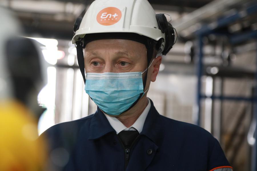 <p>Николай Бобровников, директор станции.<br /> Фото: Андрей Фёдоров</p>