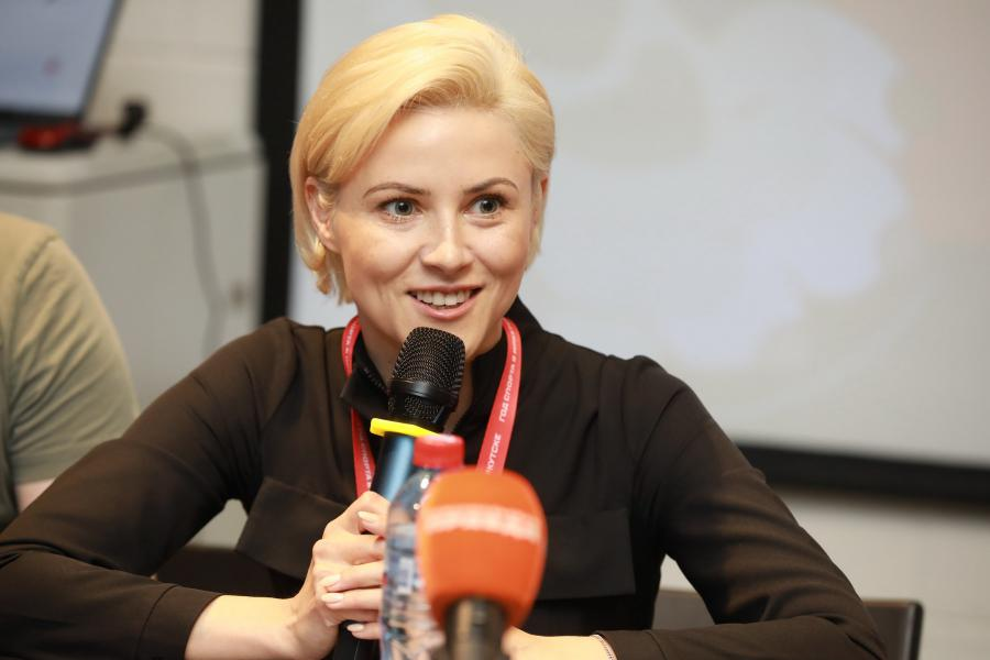 <p>Ксения Каурова, World Class.<br /> Фото: Андрей Фёдоров</p>