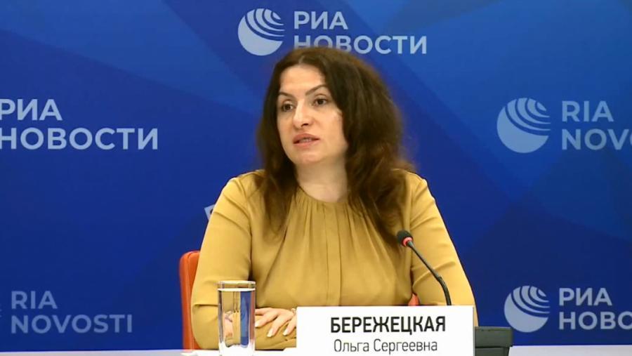 <p>Ольга Бережецкая, заместитель директора по персоналу по региональной политике En+ Group</p>