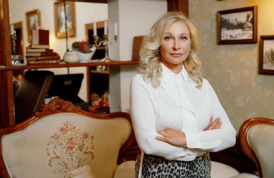 <p>Вероника Шородок, директор БРК.</p>