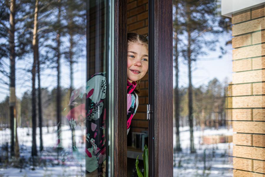 <p>Семья Абрамовых. «Патроны Парк». Автор фото - А.Климов</p>