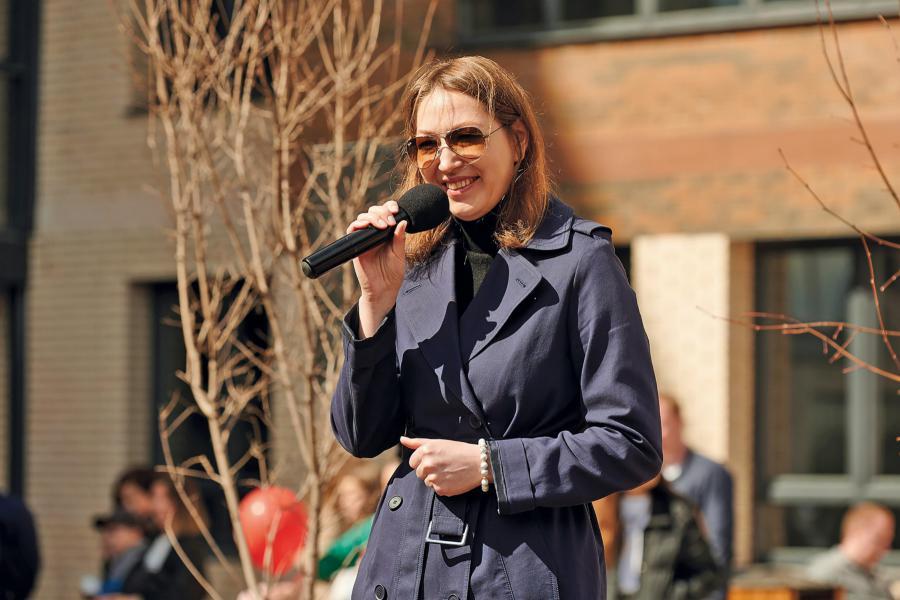 <p>Екатерина Прядко. Фото из архива компании</p>