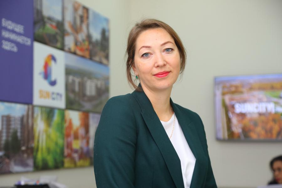 <p>Екатерина Прядко. Фото А. Федорова</p>