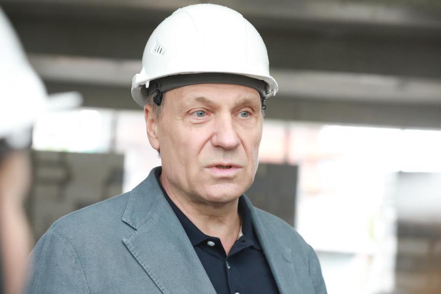 <p>Андрей Белопольский, «СТБ-Проект». фото - А.Федорова</p>