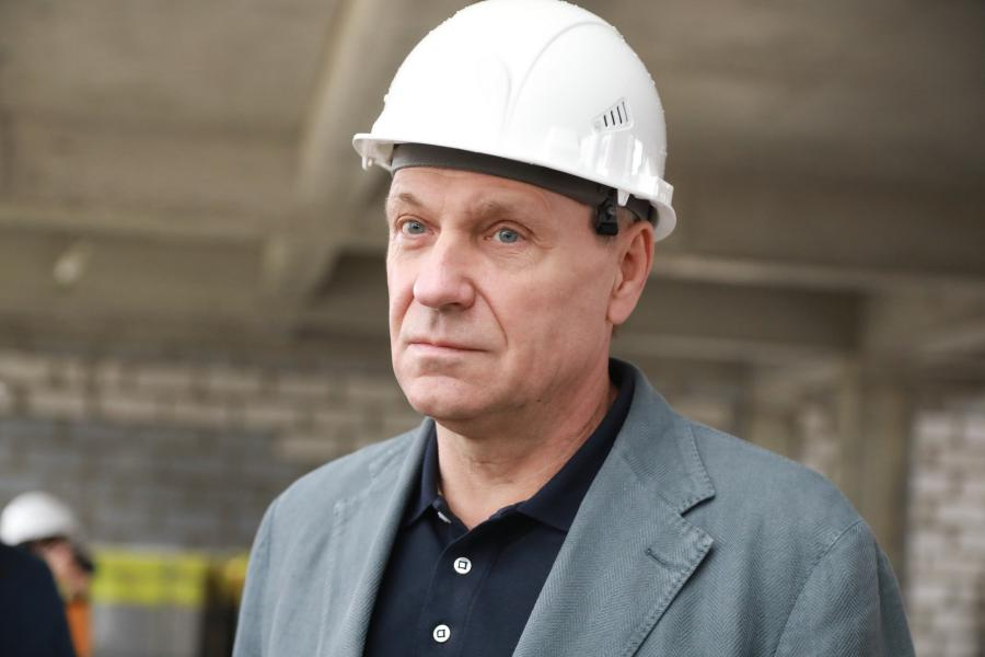 <p>Андрей Белопольский. Фото А. Федорова</p>