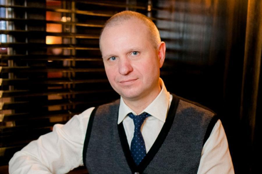 <p>Павел Поляков, председатель Байкальской ассоциации рестораторов.</p>