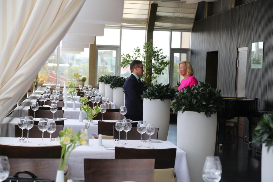 """<p>Ресторан """"Стрижи"""".<br /> Фото: Андрей Фёдоров.</p>"""