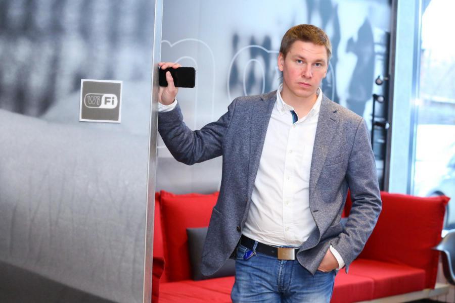 <p>Максим Девочкин, девелопер, руководитель отеля «Ибис»</p>