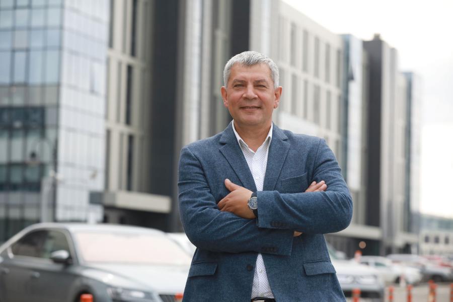 <p>Александр Курепов, исполнительный директорБГ «Активный капитал». Фото А.Федорова</p>