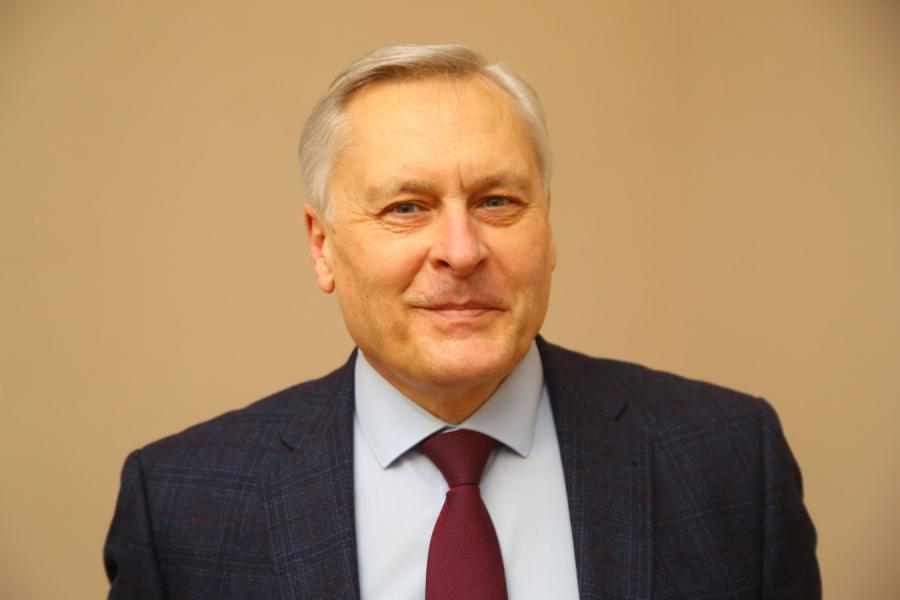 <p>Алексей Соболь, президент Союза «Торгово-промышленная палата Восточной Сибири» (Иркутская область).</p>