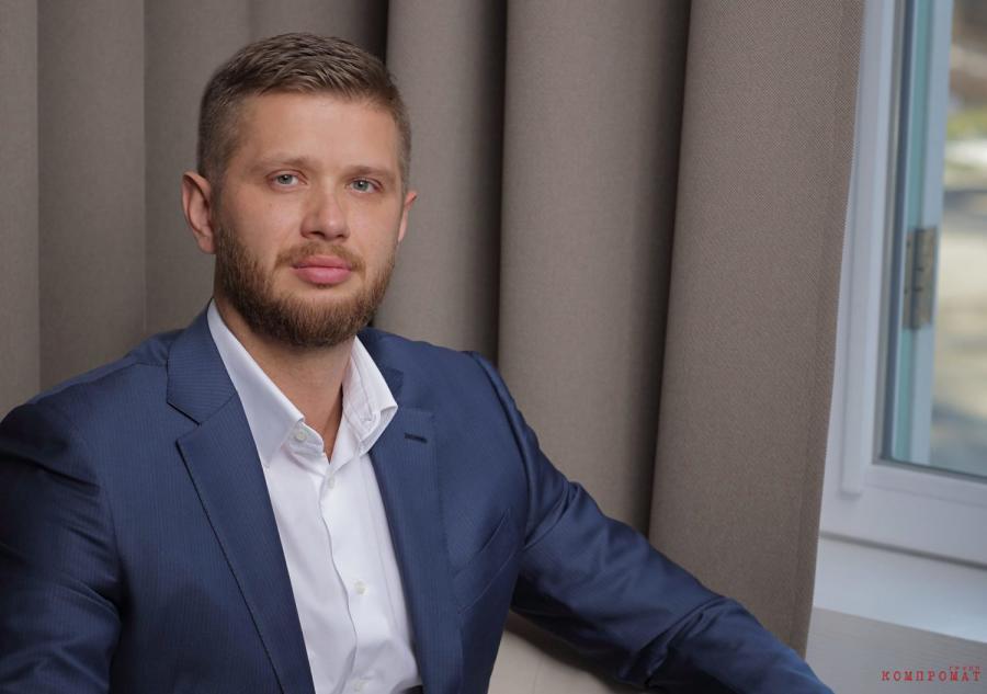 <p>Евгений Стекачев, председатель думы города Иркутска</p>