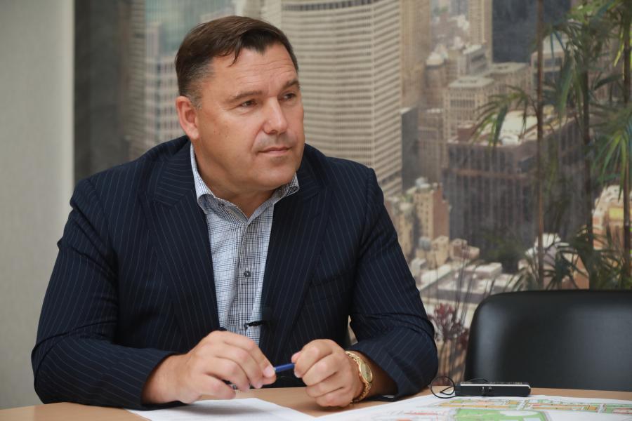 <p>Виктор Ильичёв. Фото А. Федорова</p>