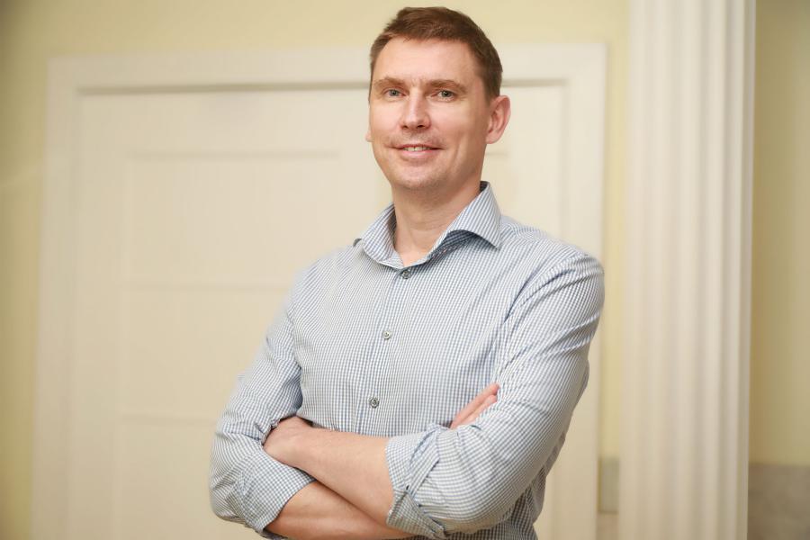 <p>Николай Кузаков, руководитель ГК «Горстрой»<br /> Фото А.Федорова</p>
