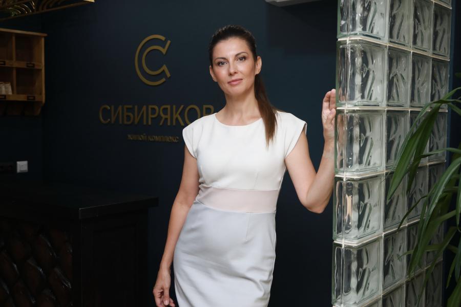 <p><br /> Ольга Иванова, директор СЗ «Флагман».<br /> Фото А.Федорова<br /> </p>