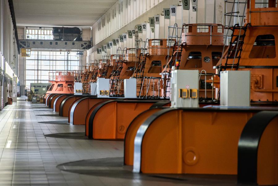 <p>En+ Group начала монтаж рабочего колеса гидроагрегата ?3 на Братской ГЭС.</p>