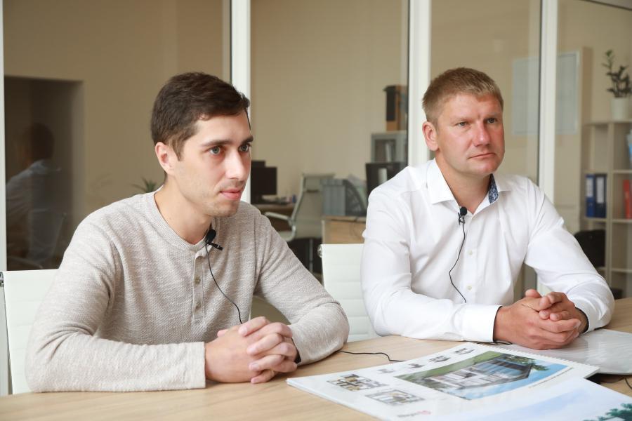 <p>Константин Скрябиков, Андрей Богданов (СК Победа).фото А. Федорова</p>