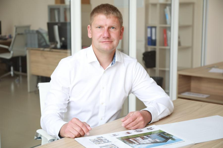 <p>Андрей Богданов (СК Победа).фото А. Федорова</p>