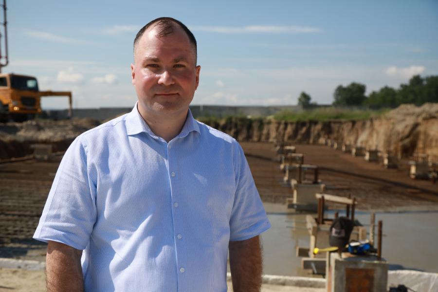 <p>Сергей Никитин, руководительпроекта «Юго-Западный». Фото А. Федорова</p>