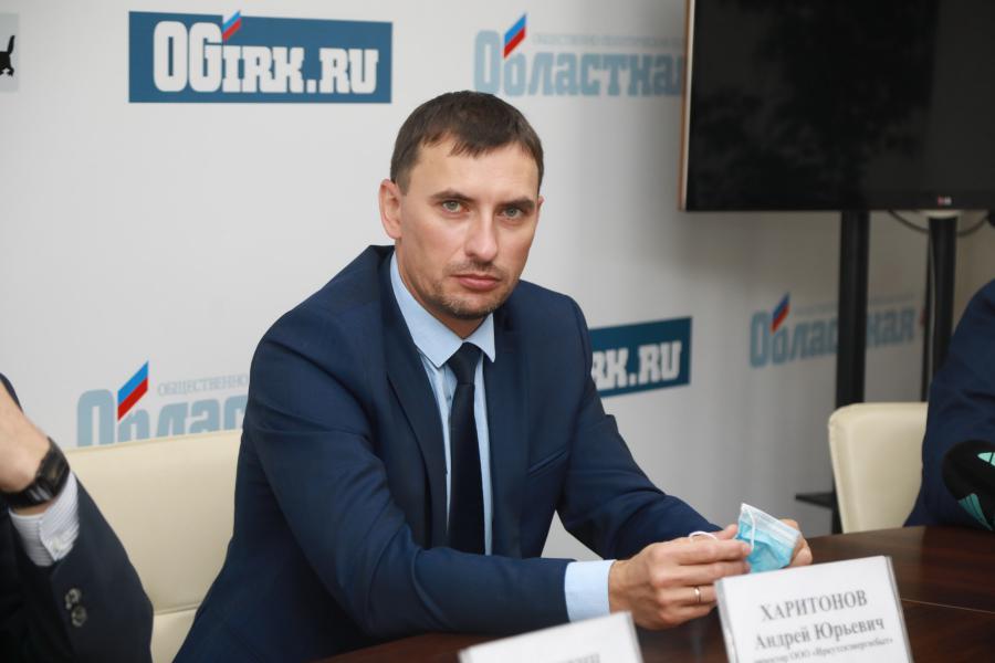 <p>Андрей Харитонов, директор ООО «Иркутскэнергосбыт».<br /> Фото: Андрей Фёдоров</p>